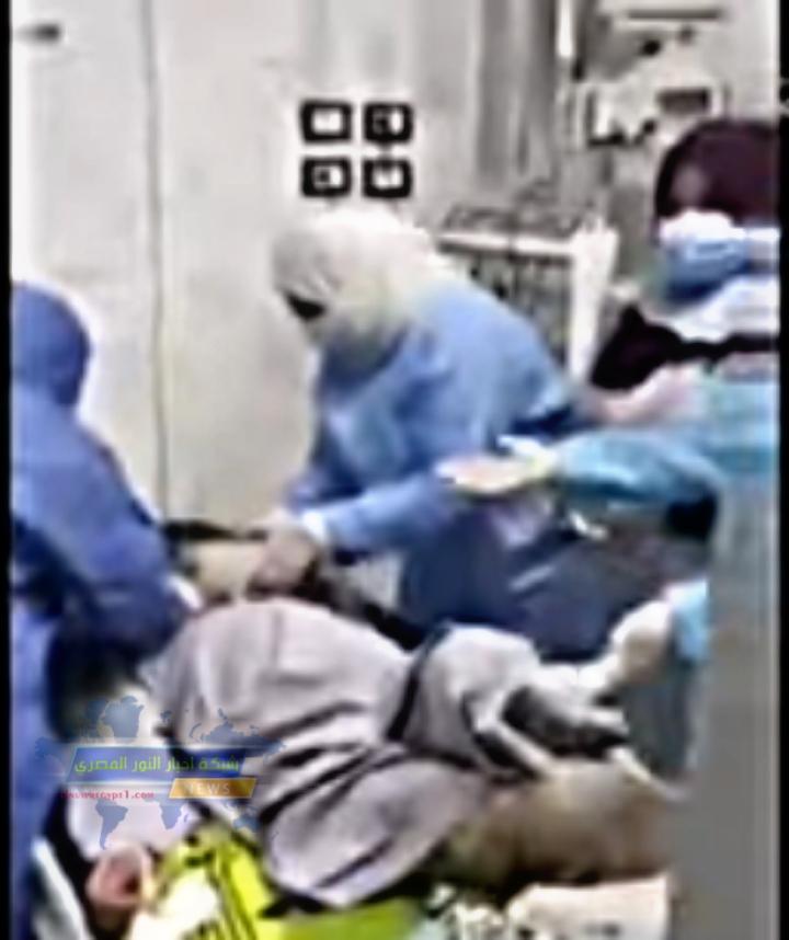 استدعى الأمن المصري ~ أحمد ممدوح مصور فيديو واقعة مستشفي الحسينية للتحقيق معه بالتفاصيل فيديو