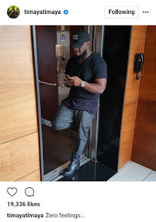 "Biafra: ""You Are A Goat"" Timaya Told A Fan Who Pokenosed"