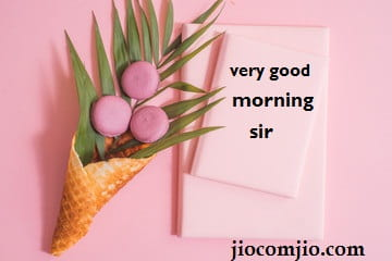 best very good morning sir - good morning my sir