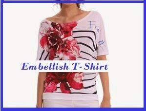 Embellish T-Shirt