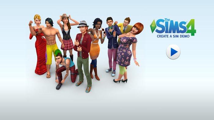 تحميل لعبة The Sims 4