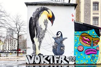 Sunday Street Art : Ardif et Kashink - quai de la Loire - Paris 19