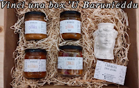 Vinci gratis la Box di conserve artigianali 'U Barunieddu e una esclusiva creazione in ceramica