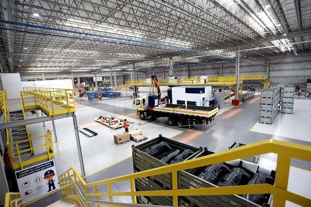 Indústria automotiva em Pernambuco segue ampliando investimentos