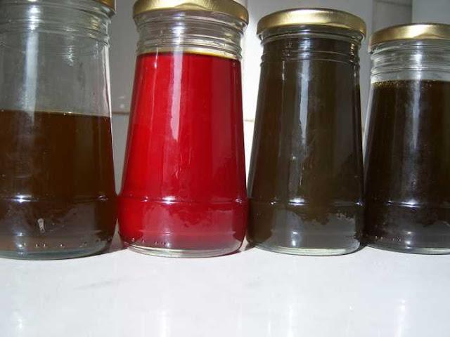 Aceites macerados con plantas u oleatos