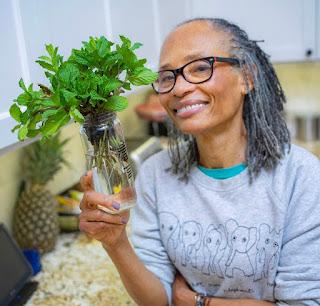 #NewBook #DebutAuthor #2021Books Spotlight on New Book Debut Author Sherra Aguirre #joyfuldeliciousvegan #cooking #cookbook #vegan