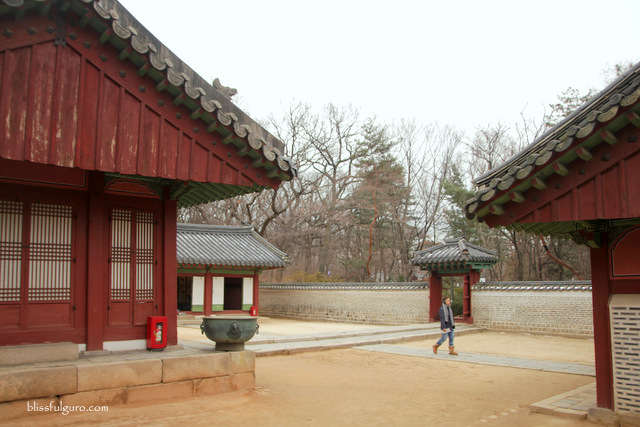 Jongmyo Shrine Seoul