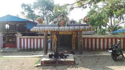 Ellaiyamman Temple Perumber Kandikai Kanchipuram