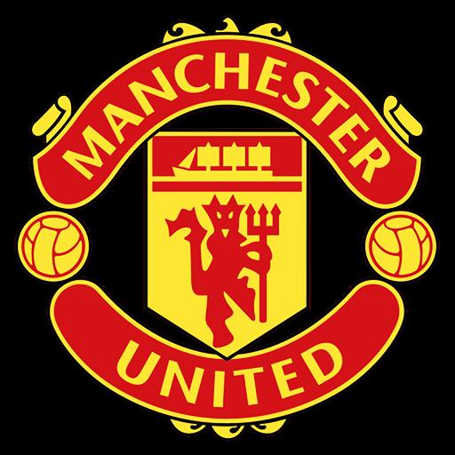 Imágenes del escudo de Manchester United