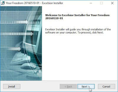 Your Freedom Installer