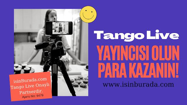Tango Live İle Para Kazanma