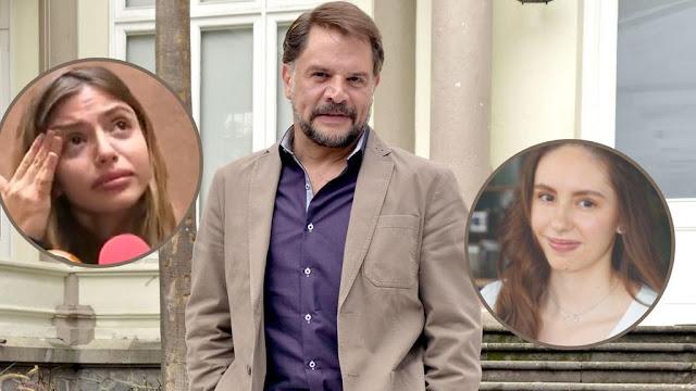 """Héctor Parra: sus hijas enfrentadas por denuncia de abuso contra el actor; """"ES INOCENTE"""" dicen"""