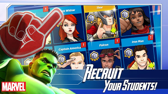 MARVEL Avengers Academy Mod Apk Full