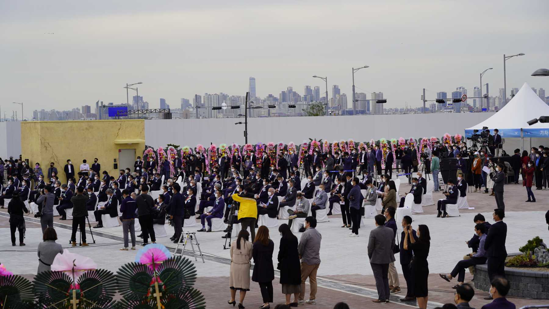 surf30 wavegarden cove corea Wave Park Opening Ceremony 2