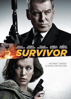 Sobreviviente/Survivor [2015] [DVD5] [Latino]