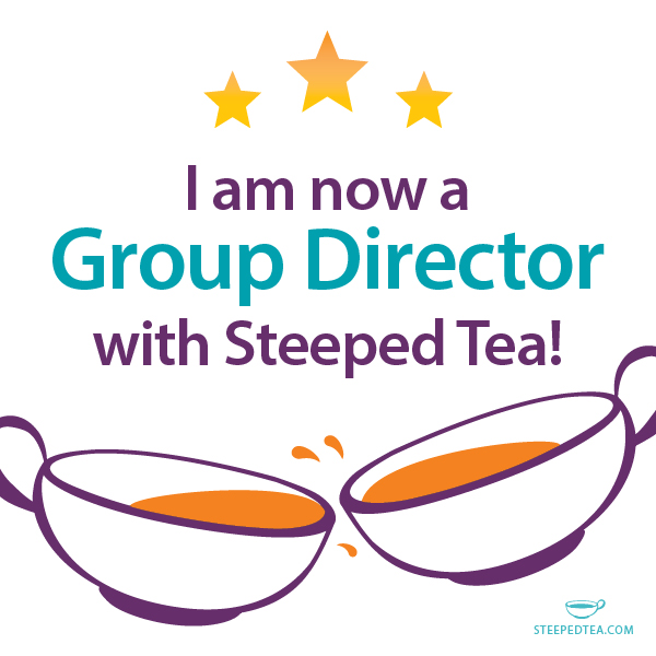 I am now a Group Directory with Steeped Tea!