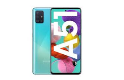 Cara Screenshot Samsung A51 Tanpa Tombol
