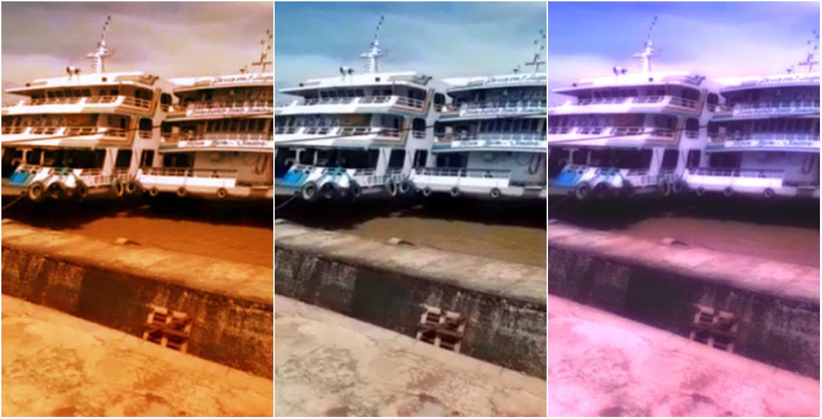 vc. repórter. Orla em frente a Óbidos vira estaleiro de ferry boats; Semma ignora