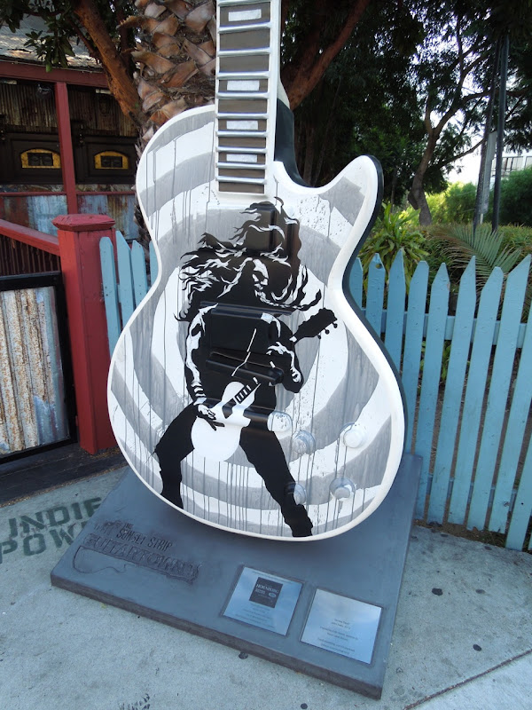 Zakk Wylde Jersey Devil Guitar tribute