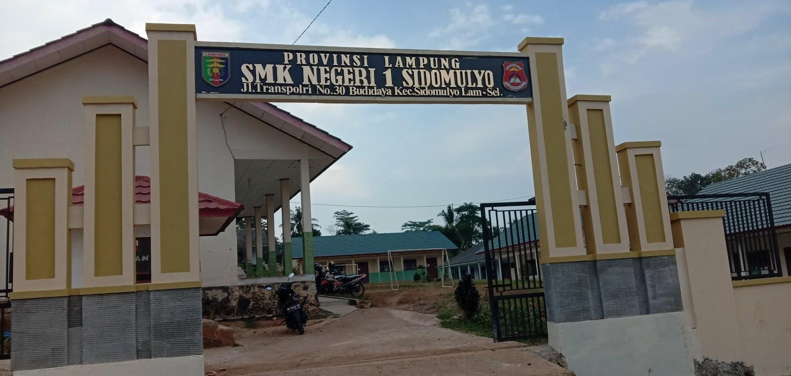 Lowongan Kerja SMK NEGERI 1 SIDOMULYO