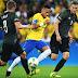 """""""O BICHO PEGOU"""": Neymar se irrita com torcedor no Maracanã,após conquista do ouro olímpico; veja o vídeo"""
