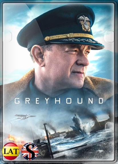 Greyhound: En la Mira del Enemigo (2020) WEB-DL 720P LATINO/INGLES