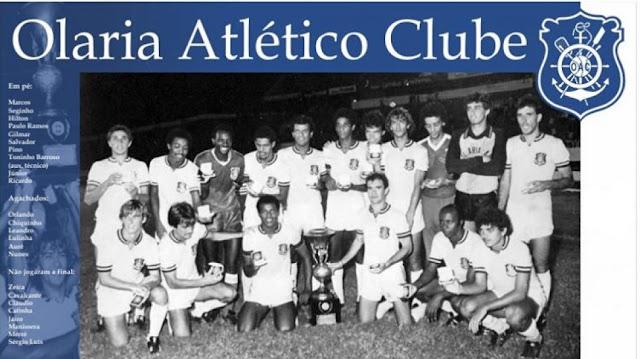 Resultado de imagem para Olaria Atlético Clube
