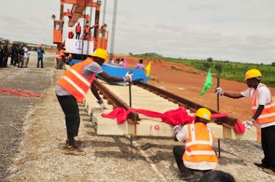 Over 150 Nigerians Sent To China To Study Railway Engineering