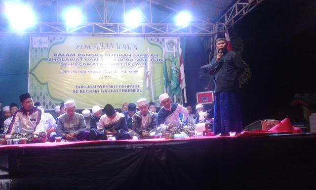 Habib Assegap Hadir, Acara Ahad Manisan Di Desa Tambi Berlangsung Meriah