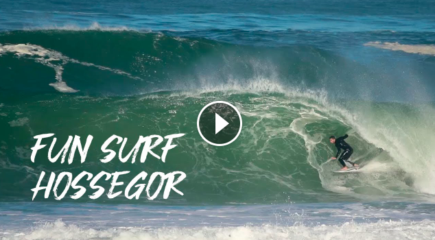 FUN SURF A HOSSEGOR ET PETITE SESSION SKATE VLOG TIME IS NOW EP7