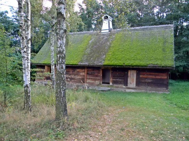 brzozy, chata, muzeum wsi, Wielkopolska