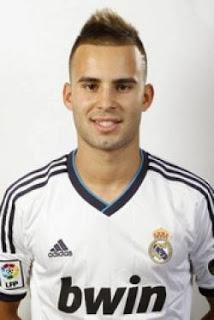 حصريا على موقع ميكانو ستايل خيسي رودريغيز لاعب ريال مدريد 2014 لفيفا 2007