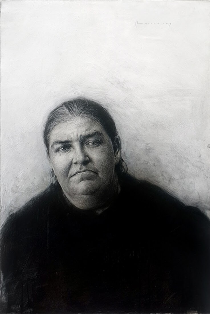 10-Marcos-Rey-Portraits-Charcoal-on-Canvas-and-Graphite-on-Paper-www-designstack-co