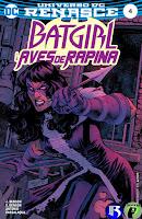 DC Renascimento: Batgirl e as Aves de Rapina #4