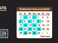 Inilah Jadwal Pemberlakuan Ganjil Genap di Jakarta dan Mekanismenya