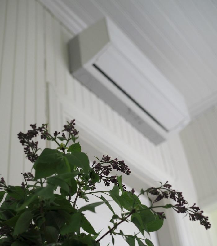ilmalämpöpumppu lämpöykkönen