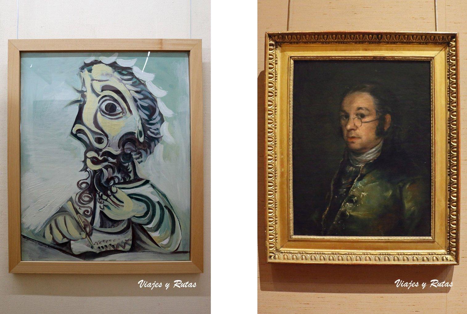 Qué ver en Castres, Museo Goya