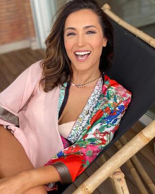 Caterina Balivo sorriso bella foto