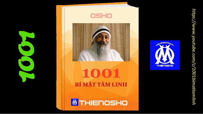 1001 Bí Mật Tâm Linh (0070) Không dừng lại, không vội vàng, ta vượt qua dòng nước lũ