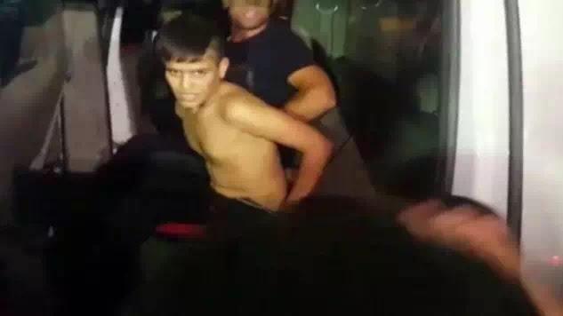 Οι Κούρδοι συνέλαβαν 12χρονο βομβιστή αυτοκτονίας από το ISIS (βίντεο – σοκ)