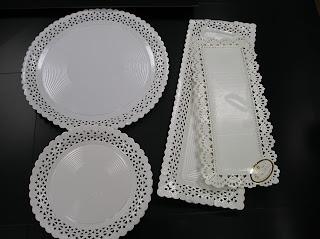 platos y bandejas de carton