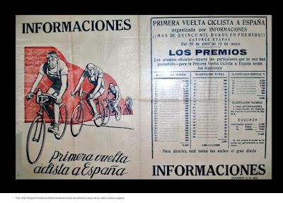 Curiositats, Vuelta Ciclista, Deloor, Mariano Cañardo, la Volta, circuit Montjuïc, Estadi