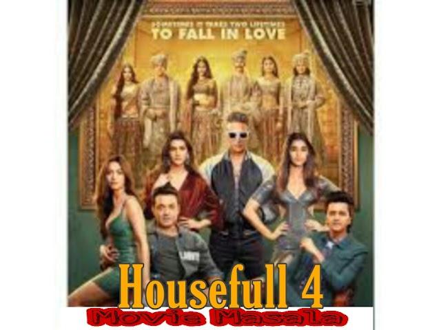 Housefull 4 movie Trailer Review 2019