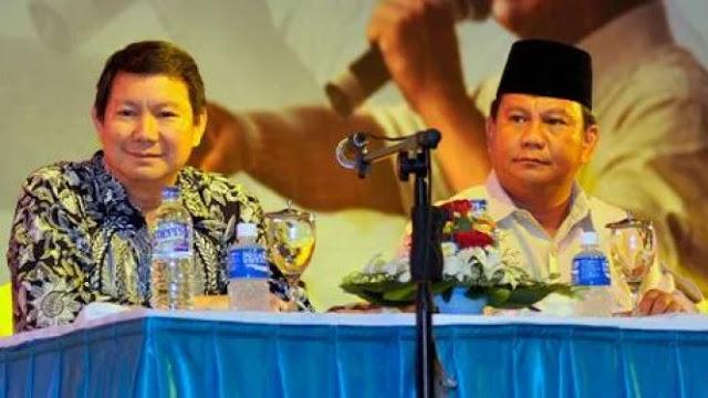 Keluarga Prabowo Disebut Banyak Dapat Untung di Ibu Kota Baru