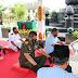 YOGYAKARTA : Jelang HUT TNI Ke 75, Lanal Bersama Jajaran TNI Polri  Berziarah