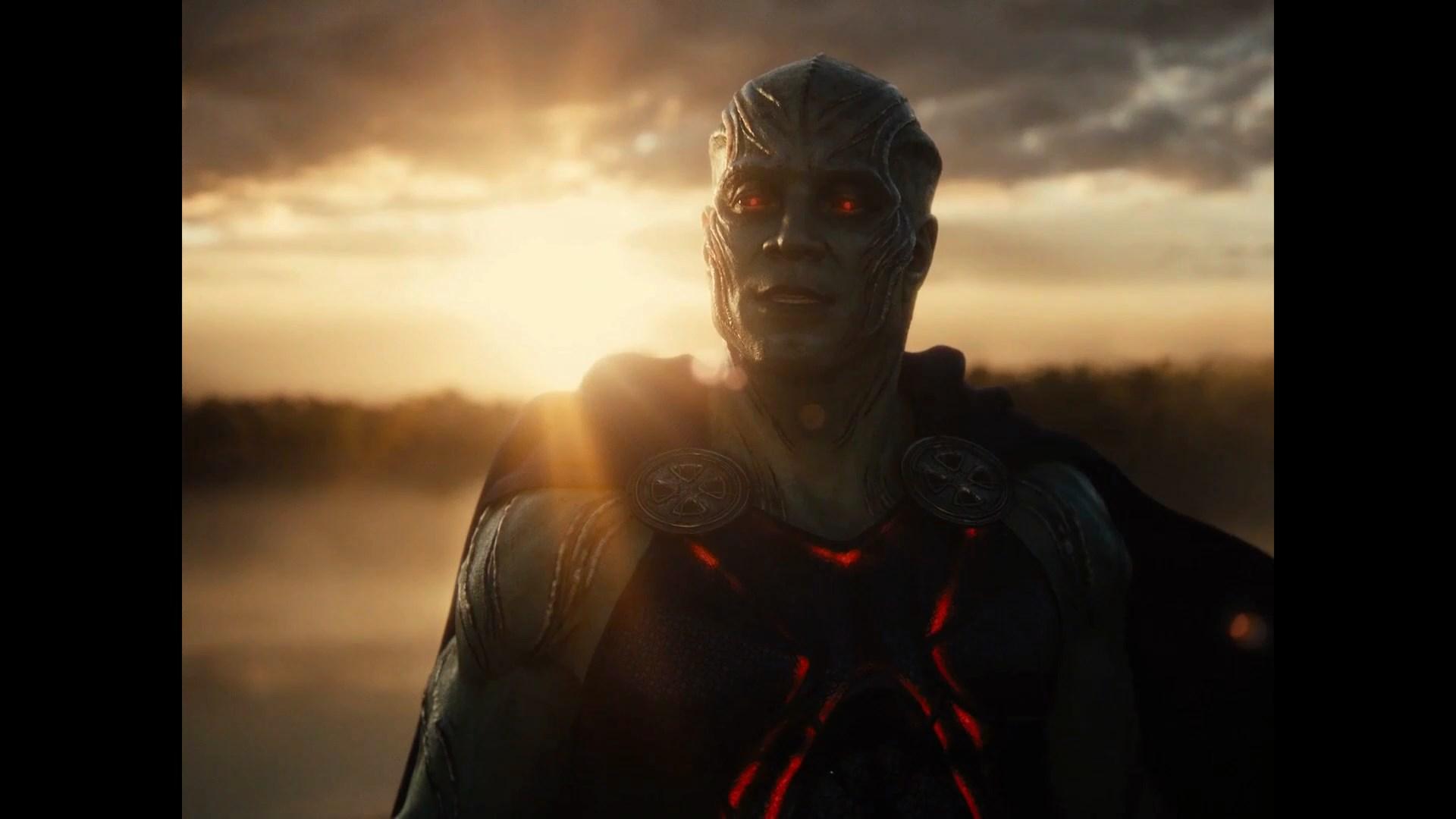 La Liga de la Justicia de Zack Snyder (2021) 1080p HDRip
