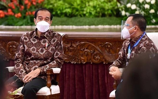 Abdullah Azwar Anas masuk bursa calon menteri Jokowi