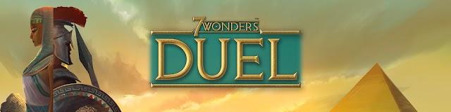 Las expansiones de 7 Wonders Duel: Patheon y Agora