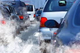 Contaminación coches viejos