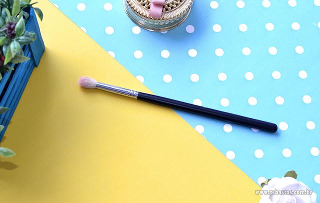 Guia de maquiagem para iniciantes: Pincéis básicos